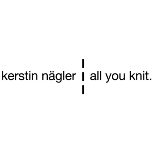 kerstin nägler . all you knit